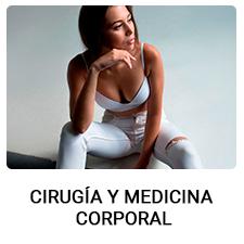 cirugía y medicina corporal