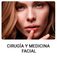 cirugía y medicina facial